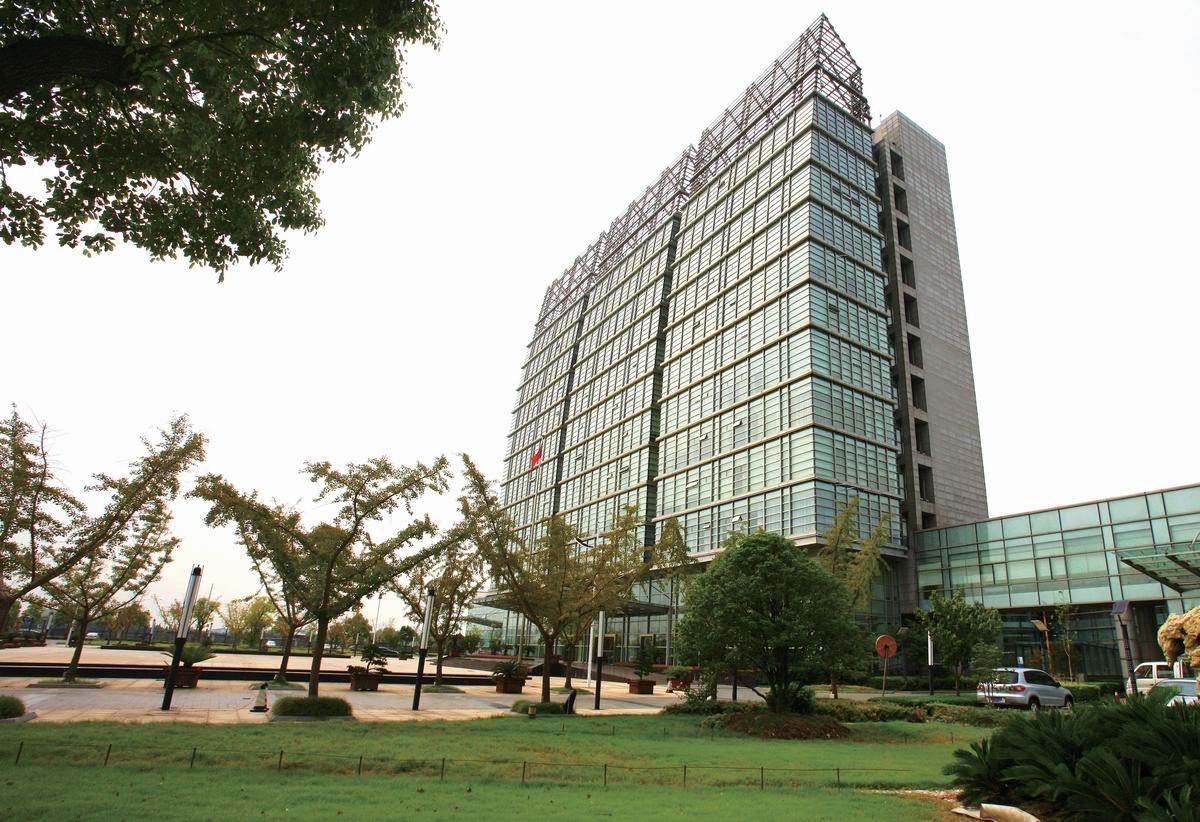 上海嘉定工业园区
