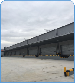 G1626 南通经济开发区苏通大桥北 高标准带平台物流仓库出租
