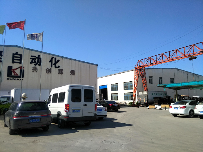 A8210 宝山区潘泾路与富锦路口独门独院20亩 3000平单层带行车厂房 1500平三层办公楼 整体出售