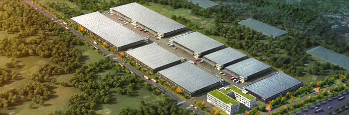 G1577 【政府园区】常熟开发区内 苏通大桥南边 高标准带平台丙二类仓库和工业厂房出租 诚招优质外企