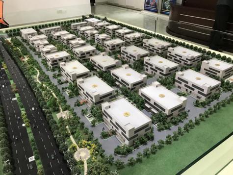 A8207 上海润广文化科技产业园 奉贤青村 独栋办公楼厂房 出租出售招商