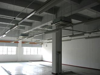 G1501 浦东金桥出口加工区104板块 一楼1290平 二楼1372平 厂房仓库出租