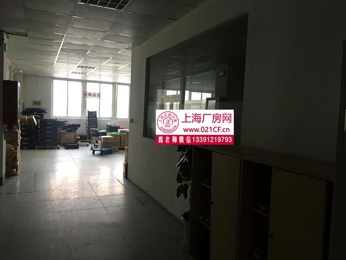 G1493闵行 颛桥镇 电子加工厂厂房转租 厂房出租 1000平米0.9元每平每天