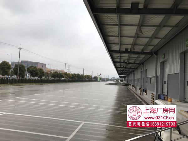 G1484太仓码头边物流仓库 4万多平 整体出租 报价0.87元/平天