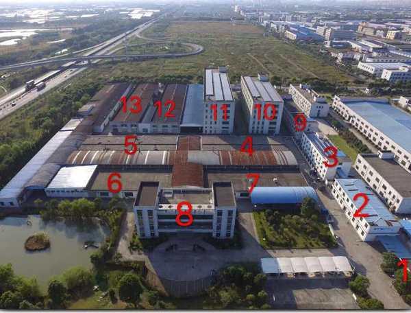 A8228 奉贤区青村镇104地块75亩工业用地3.3万平方米厂房办公楼出售