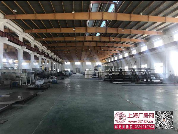G1677 嘉兴桐乡乌镇附近 火车头式独院厂房2000平方米出租 可做喷漆喷塑生产 家具,塑料,注塑,