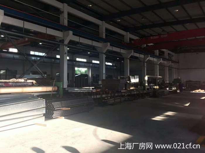G1657 青浦 赵巷 独门独院 104地块 单层厂房仓库出租 1.2万平方米  无税收要求 可物流仓储展示及生产