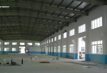 太仓市沙溪15000平方米单层行车厂房仓库出租