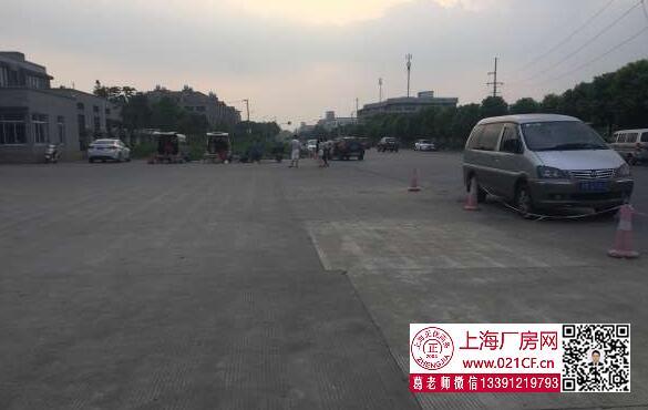 G1714 浦东 航头 正规工业园区3800平底楼厂房仓库出租