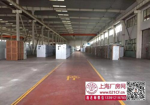 G1719 浦东 唐镇工业园 开发区 104 一楼 1500平方米 带行车 有办公 厂房仓库出租