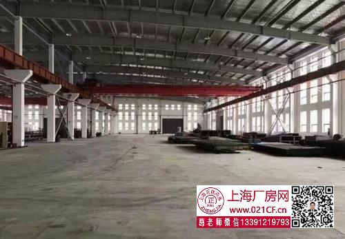 G1722 浦东 南汇 宣桥2800平厂房带行车 可环评产证齐全  厂房仓库出租