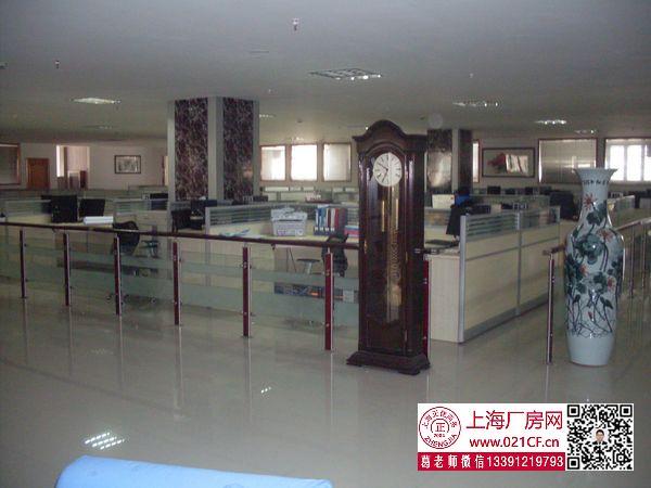 G1558 普陀区绥德路800平方米精装楼上厂房仓库办公楼出售 900万元