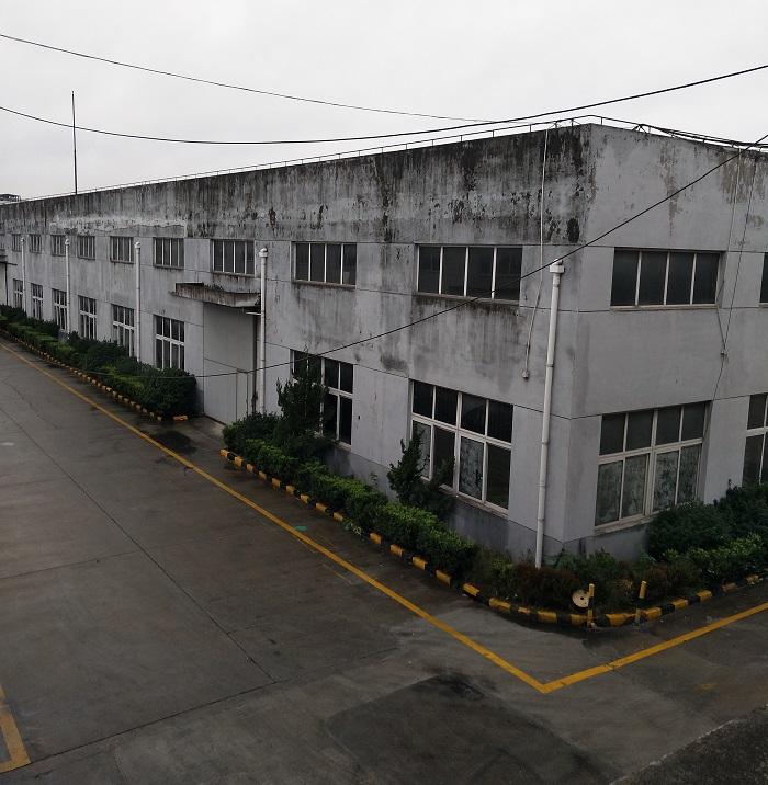 G1752 嘉定区外冈镇朱戴路 单层标准厂房仓库1600平方米出租 配办公和宿舍