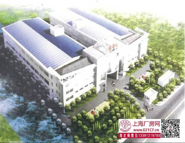 G1762 浦东 三灶工业园区 带货梯多层厂房仓库办公楼出租