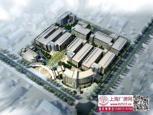 G1784 浦东新区南汇工业园区2100平厂房办公楼研发楼出租 1000平起租 0.8-1元