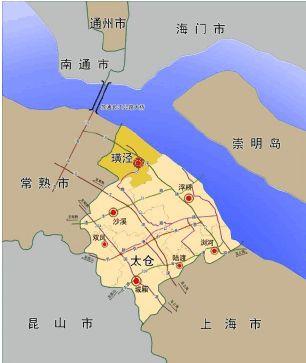 太仓璜泾镇工业用地出售招商 厂房出租
