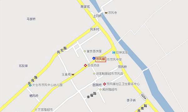 太仓双凤镇工业用地出售招商 厂房出租