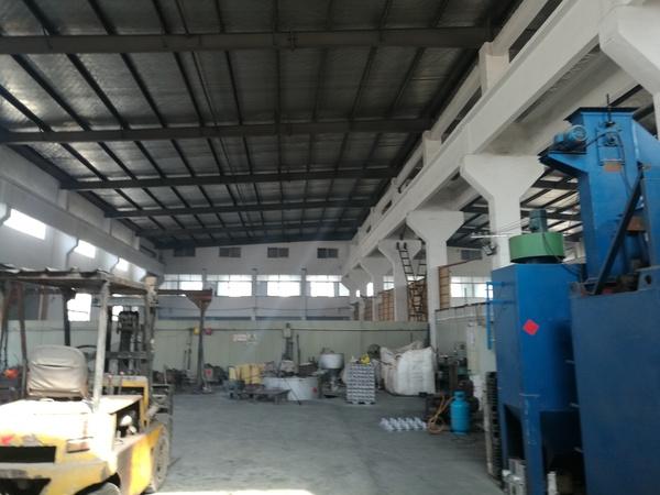 G1894苏州张家港长阴沙管理区占地11亩行车厂房6000平 办公配套1000平 可分割出租
