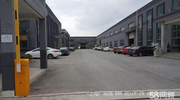 G1889 苏州昆山市锦溪工业园区 3000平独栋单层可装行车厂房出租