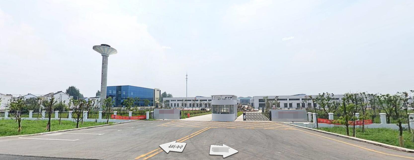 G1905 南京六合占地50亩工业用地 单层火车头式厂房2.3万平方米出售 6000万