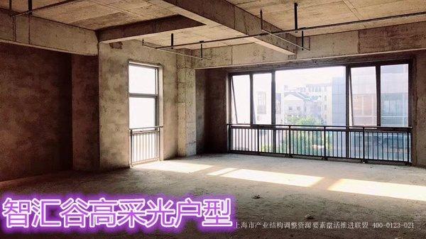 CF002 嘉定 歆翱智汇谷 汇旺东路 嘉定北开发区 研发商务办公展示楼出租  100平起租