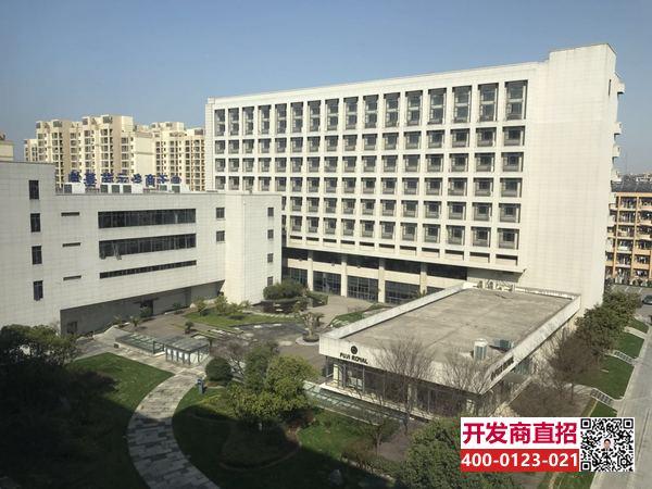 G1909 正珏科技产业园 闵行新源路 地铁5号线附近 厂房办公研发展示楼出租 80平起租