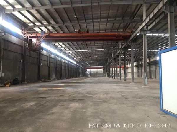 G1911无锡市惠山区玉祁镇单层带行车厂房出租 5088平