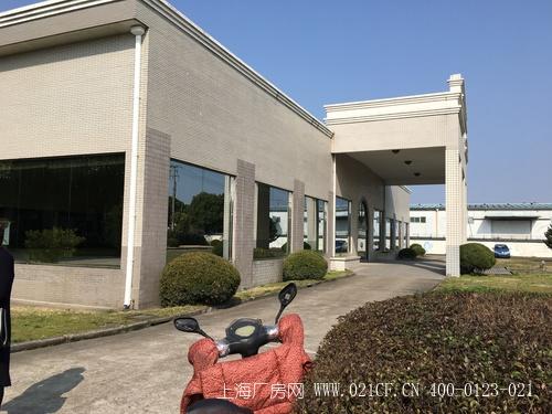 G1948 【独院5.3亩工业厂房出售】金山区朱泾工业区 5.3亩 建筑4000平 1700万