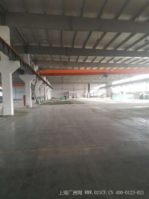 G1947 嘉兴桐乡工业区 钢结构厂房出租 可装行车 5300 - 7000平方米