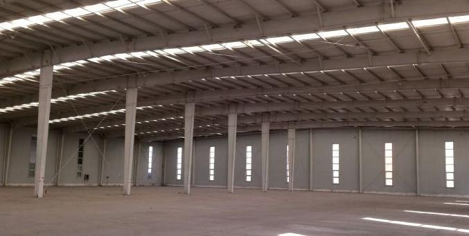 南京江宁厂房出租 淳化104国道旁7000平米独门独院单层厂房出租