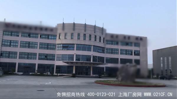 G1975 金山工业园区 50亩工业用土地独院厂房出售  1.5亿 单层厂房1.8万平