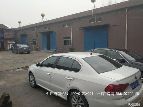 G1984  嘉定区黄渡镇 杨木桥路 最后600平小面积厂房仓库出租