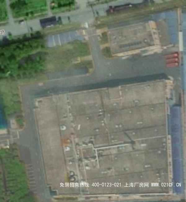 G1921 金山区亭卫公路优质工业厂房出售 38亩工业用地 1.8万厂房 整体出售 1.5亿
