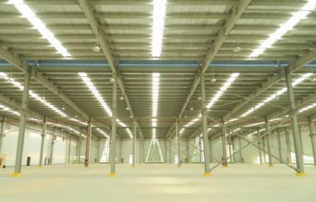 苏州吴江外资工业园独栋单层8400平米可分租一半