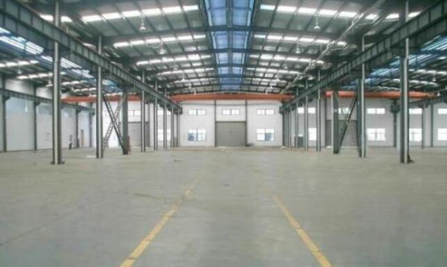 湖州德清厂房出租 临杭工业区4500平方单层厂房仓库出租