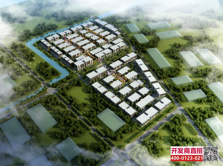 G1993 【中南高科无锡惠山厂房出售】无锡惠山区新建独栋研发办公厂房出售  独栋800平米起