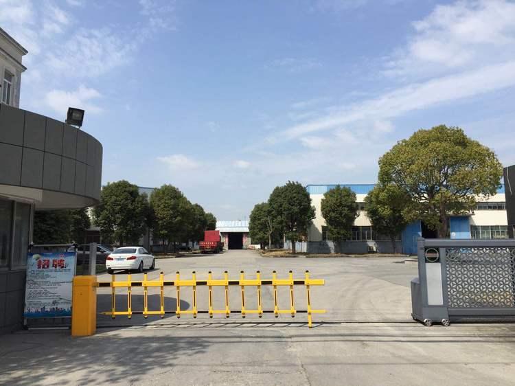 A8333 金山区枫泾镇工业园区 850平方米 单层厂房出租