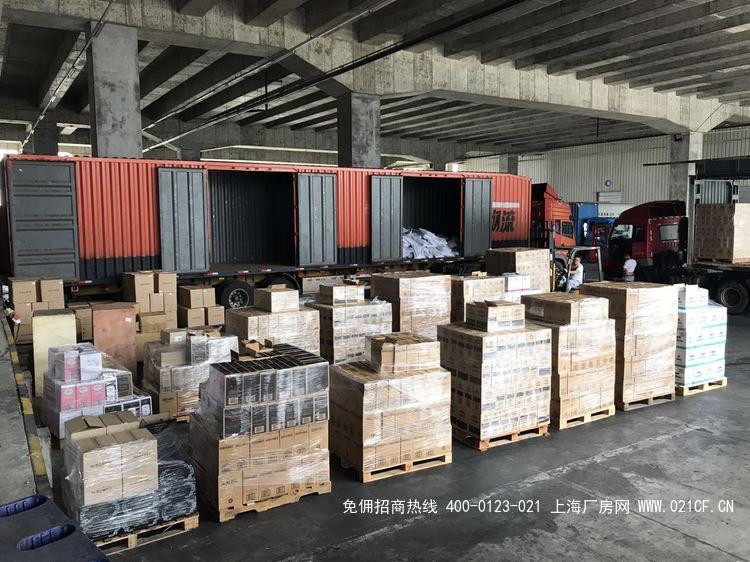 G1999 浦东川沙机场镇 国际仓库出租 5200平方米 带卸货平台