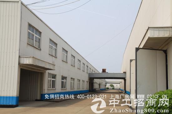 G2010嘉兴海宁厂房出租 17万平米标准单层厂房出租带卸货平台可装行车