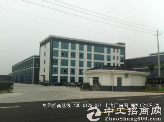 G2013 嘉兴市南湖区七星镇标准厂房出租整体出租不分割