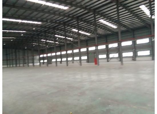 G2014嘉兴桐乡经济开发区大型钢结构厂房出租 20000平方米