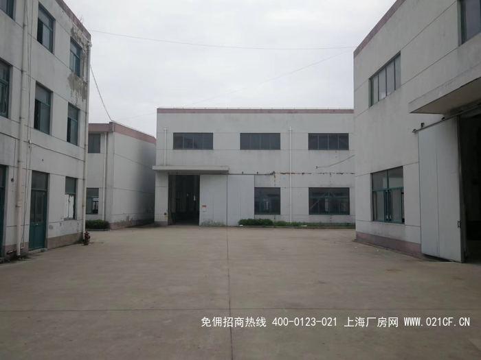 G2026    奉城平庄东路单层仓库出租  4栋合计8000平方米