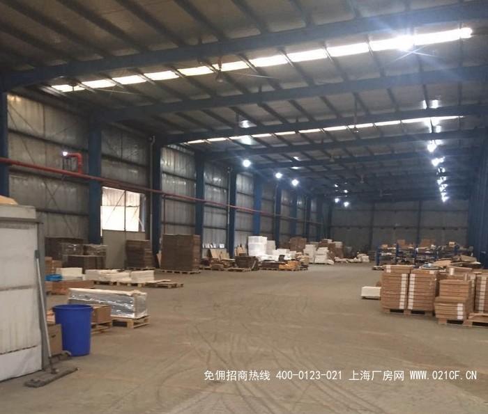 G2036上海闵行区浦江镇三鲁公路单层可分割 小面积厂房仓库出租 200平起租