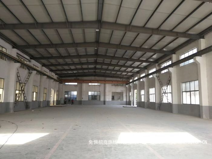 G2042 奉贤区青村工业园 3600平方粗单层可分割厂房出租 办公500平