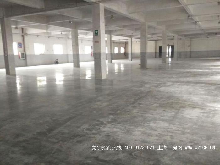 G2062 普陀桃浦武威路(京东仓库隔壁)3000平双层仓库出租