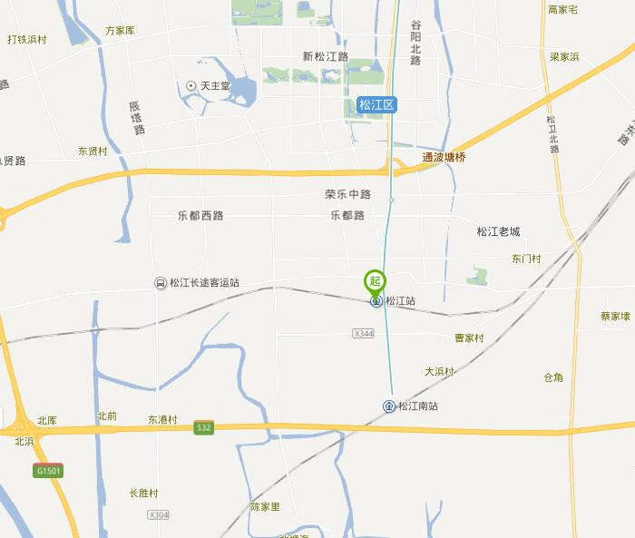 G2056松江永丰街道 欣玉路松江火车站南单层火车头式带行车厂房出租