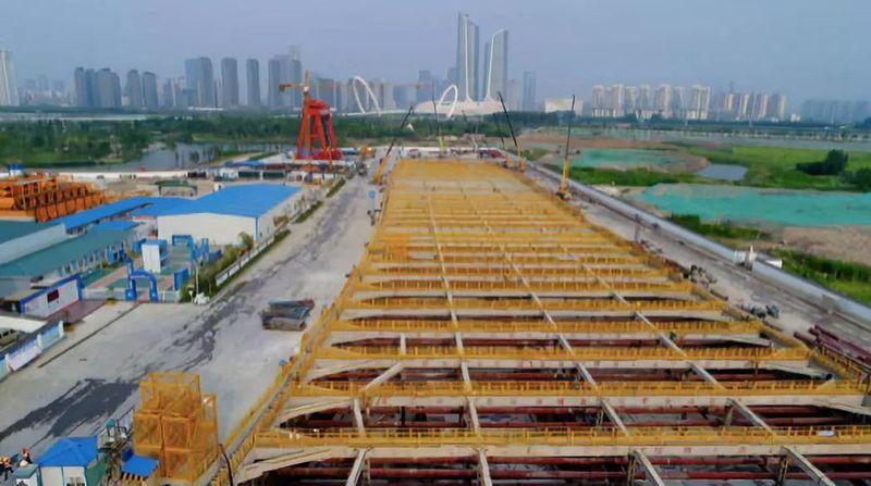 重磅利好!南京长江五桥重大进展!预计2020年建成