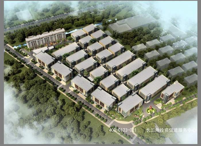 G2104松江区新桥镇 紧靠闵行莘庄工业区 36栋办公、研发、生产一体化厂房出售 预售中 1300万/套起