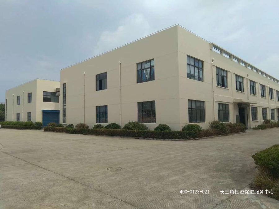 G2113 松江佘山强业路双层标准厂房出售 独栋 独立产证  只要8000元/平 3322平方米 免税费 免佣金