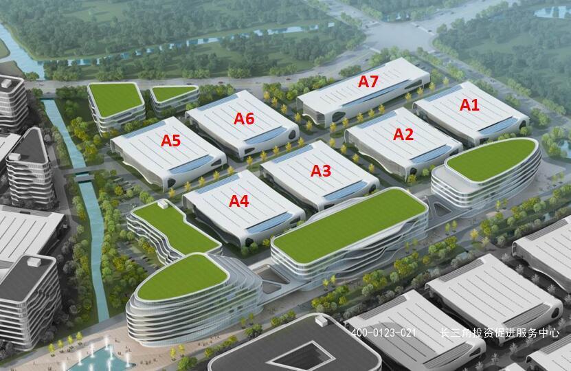 嘉兴南湖 单层可装行车标准 厂房出租 外资企业招商 独栋7050平  可对半分租  开发商直接出租